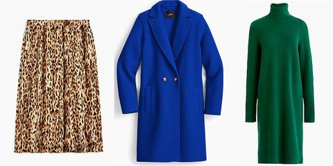 Clothing, Blue, Overcoat, Outerwear, Coat, Green, Sleeve, Electric blue, Trench coat, Blazer,