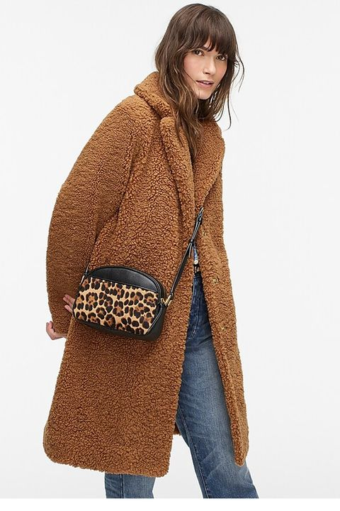 18 Best Teddy Bear Coats For Fall 2020 Chic And Cozy