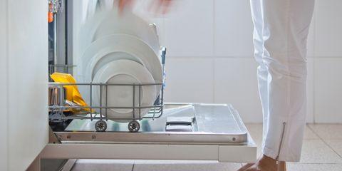 Afwas vaatwasser voorspoelen