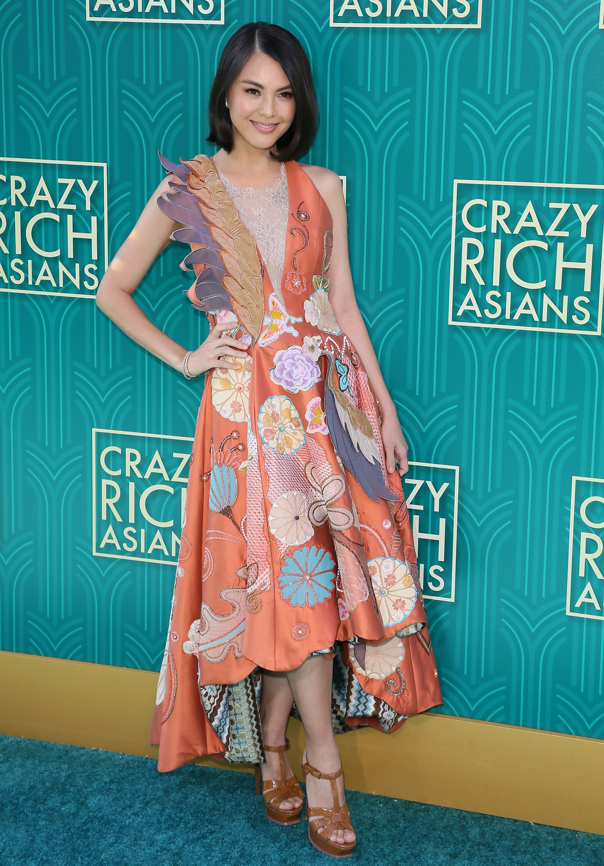 US-ENTERTAINMENT-FILM-PREMIERE-CRAZYRICHASIANS