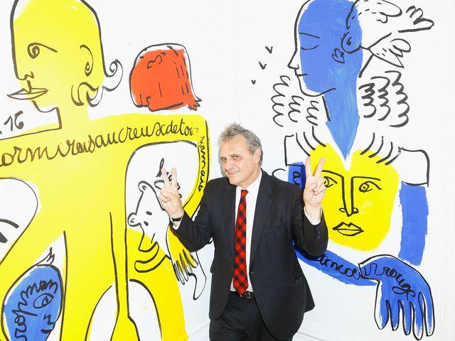 Intervista a Jean-Charles de Castelbajac che ci racconta la sua ... 7a343b9c023