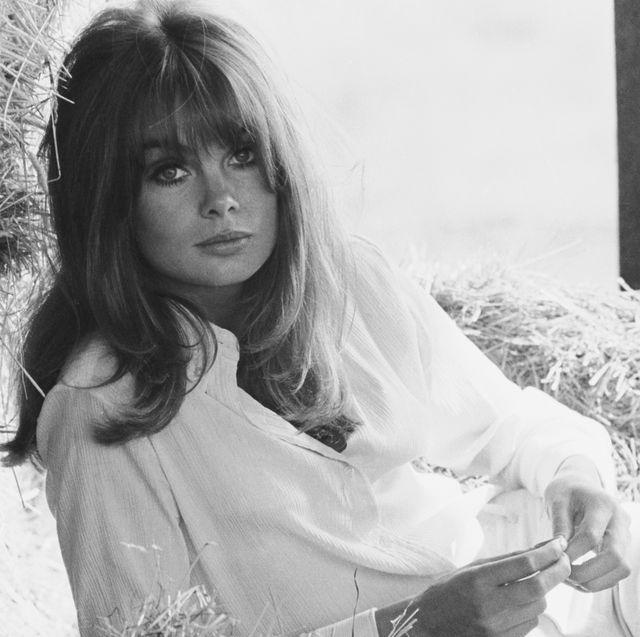 Style icon: Jean Shrimpton