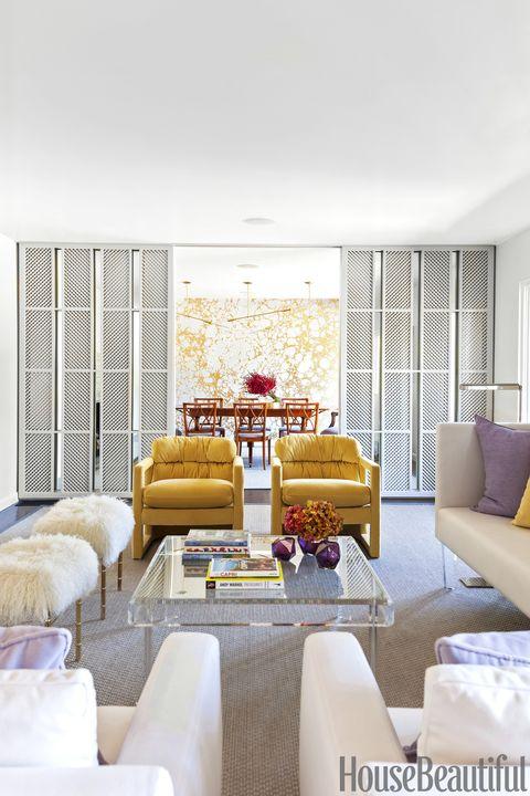 Jean Liu Living Room Design