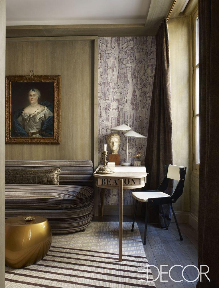 Jean Louis Deniot Design Modern Apartment Decor Ideas