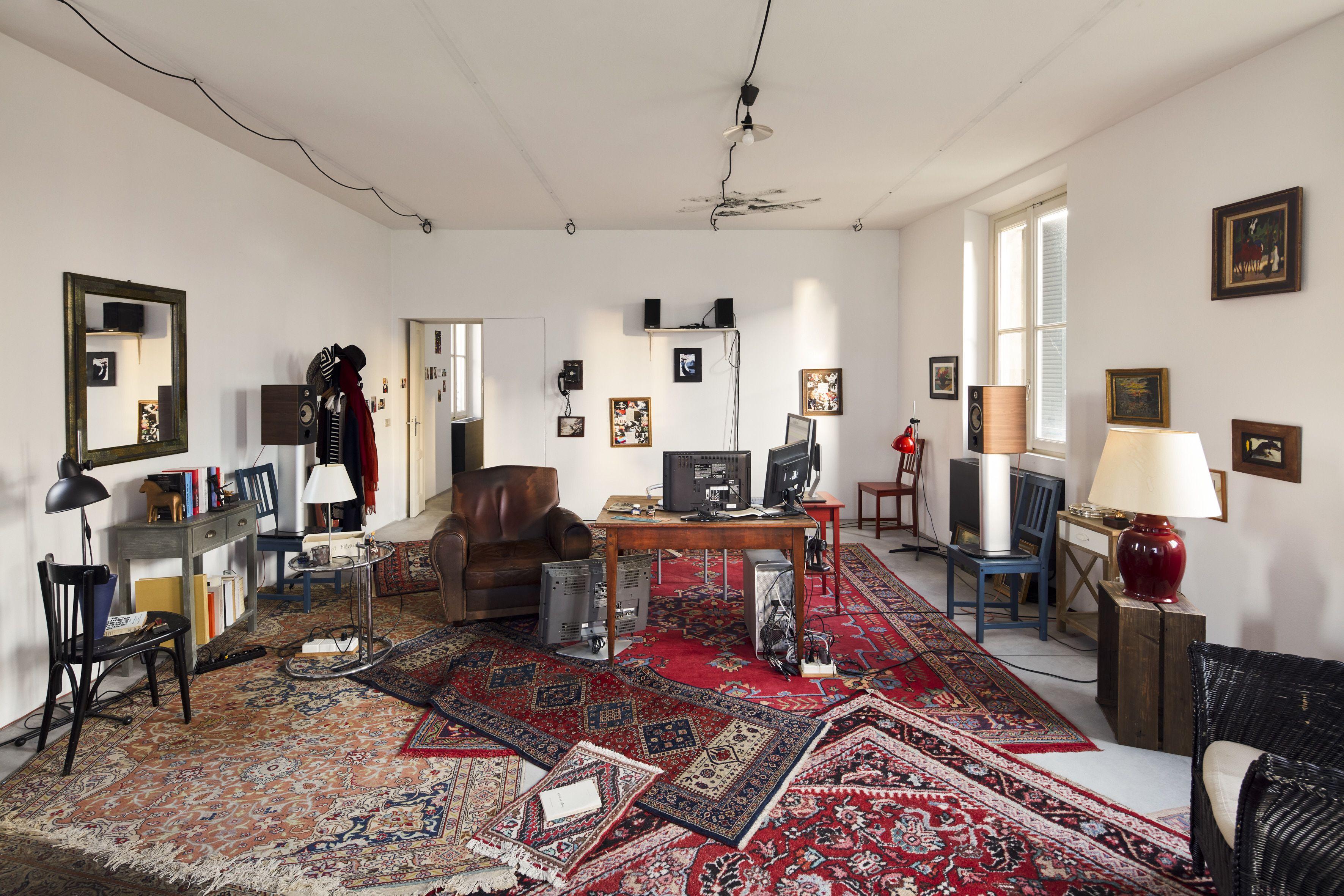 Iconic Filmmaker Jean-Luc Godard Channels Greek Mythology for New Fondazione Prada Project