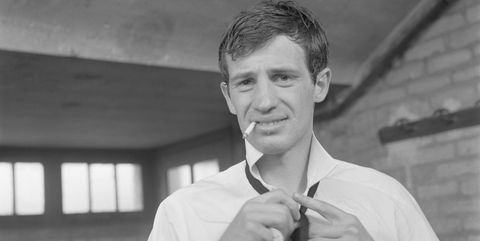 french actor jean paul belmondo dressing photo by pierre vautheysygmasygma via getty images
