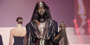 Jean Paul Gaultier Couture Lente 2020 collectie laatste show