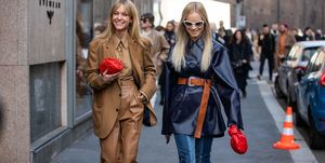 Street Style: February 21st - Milan Fashion Week Fall/Winter 2020-2021