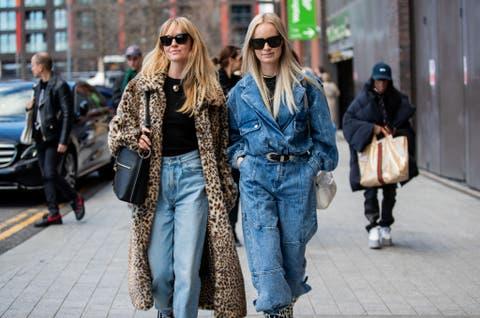 street style   lfw february 2020