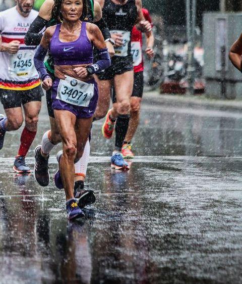 Jeannie Rice Berlin Marathon