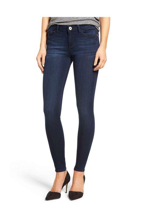 Denim, Jeans, Clothing, Blue, Pocket, Leggings, Trousers, Waist, Textile, Ankle,