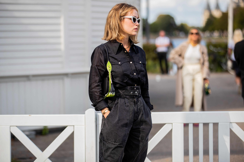 Jeans moda Autunno Inverno 2019 2020: il denim tendenza 2019