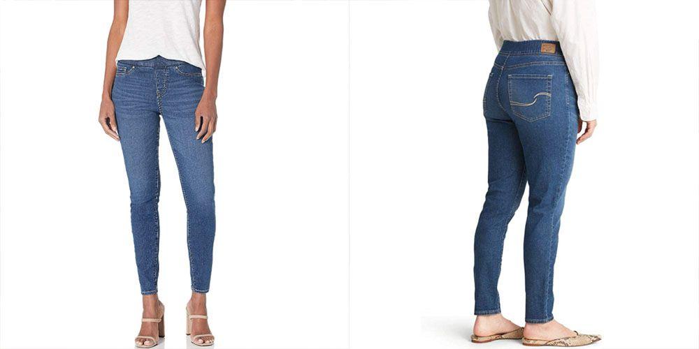 На Amazon есть более 30 000 восторженных отзывов об этих сверхмягких джинсовых леггинсах