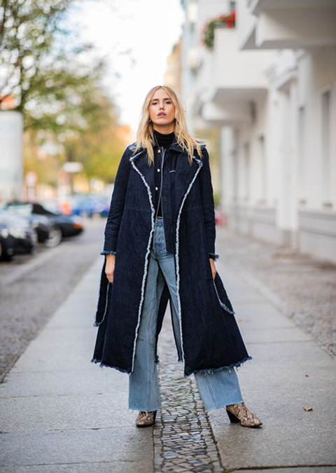 jeans a vita alta inverno 2019