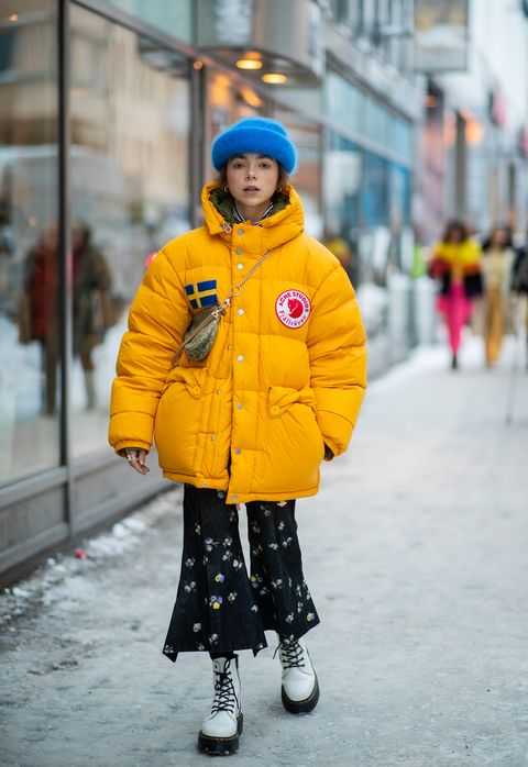 Day 1 - Street Style - Stockholm Runway  February 2019