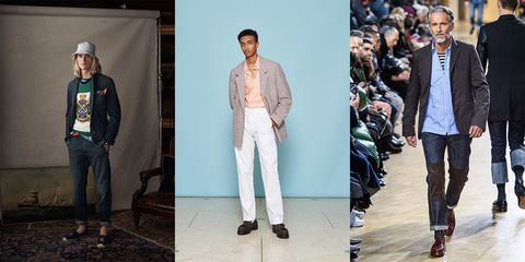How To Make Jeans And A Blazer Look Cool