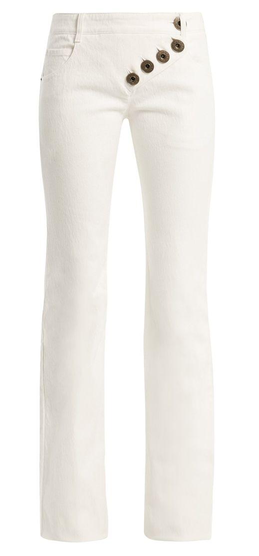 Jeans bianchi Chloè