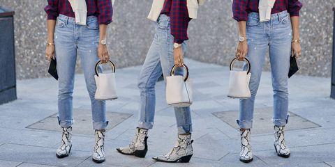 Jeans, Denim, Clothing, Street fashion, Fashion, Footwear, Textile, Trousers, Leg, Shoe,