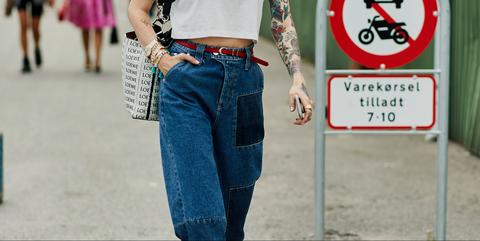jeans donna moda autunno inverno 2018 2019