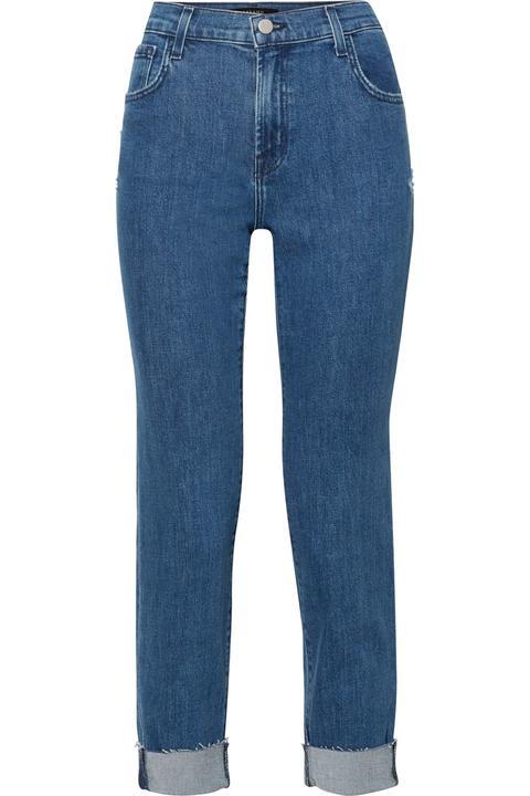 jeans tendenza moda autunno inverno 2018 2019