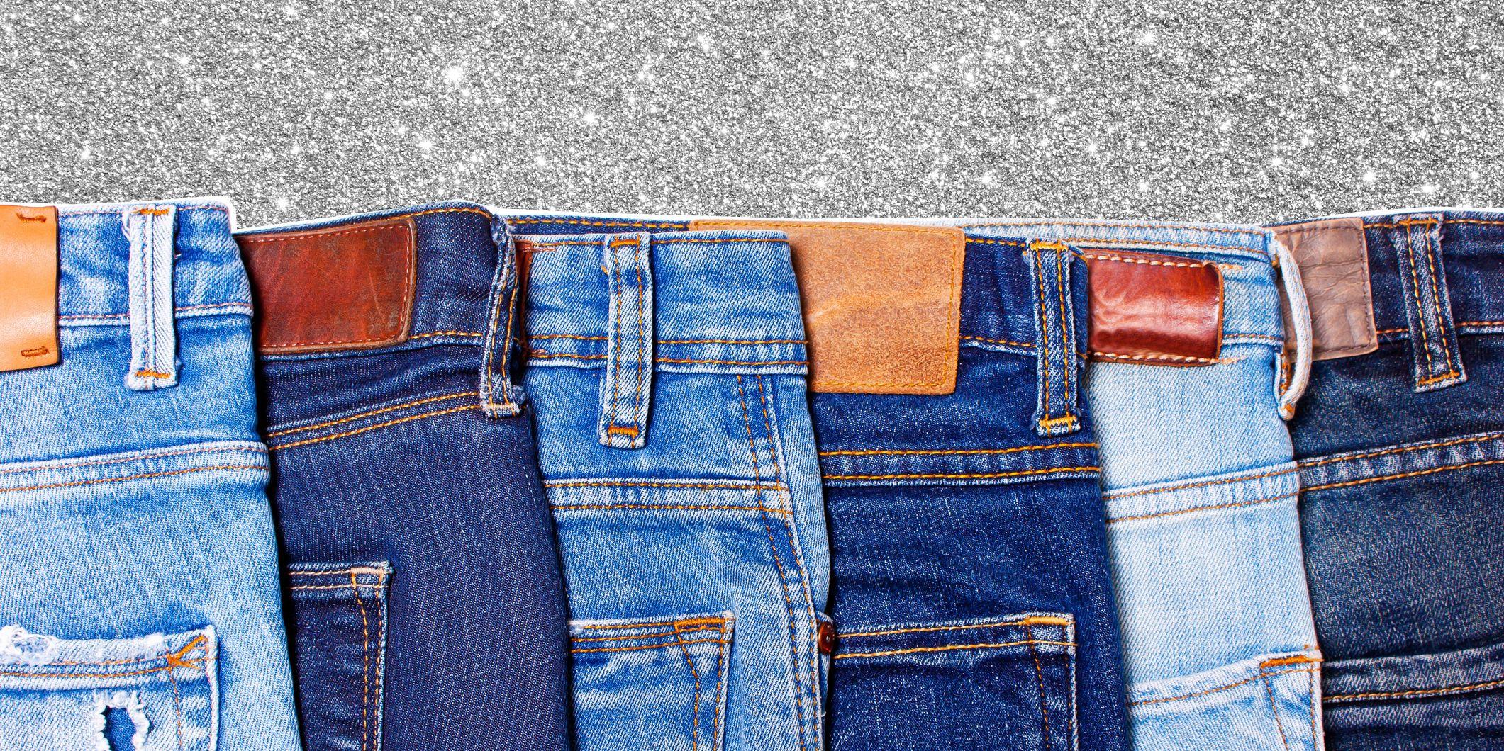 Sui tuoi jeans a cosa serve l'etichetta di pelle?