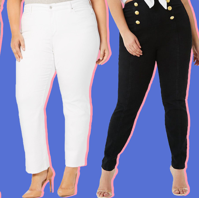 b3c56ed5d5cdce 16 Plus Size Jeans In Every Style 2018 - Skinny, High Waisted, More