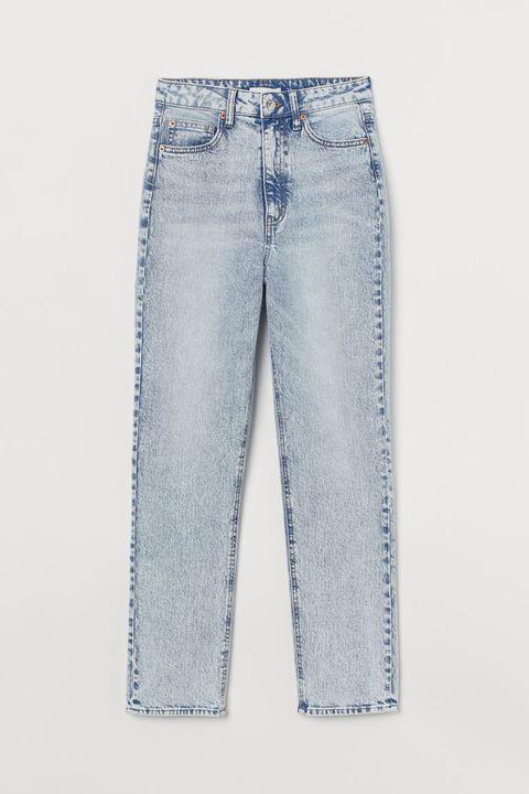 saldi inverno 2021 jeans hm