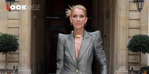 jeans  larghi moda 2019 Celine Dion