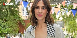 Jeans moda 2019 alexa chung estate 2019