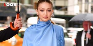 Jeans moda 2019, Gigi Hadid tendenza Primavera Estate 2019