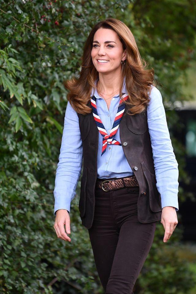 jeans moda autunno 2020 skinny come kate middleton