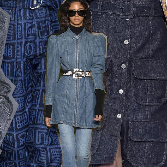ab6df2c41c Jeans moda Autunno Inverno 2019 2020: i modelli tendenza da comprare ...