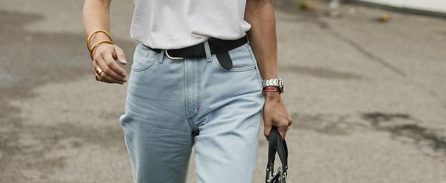 comprare popolare 53ad2 12757 Jeans moda 2019: i pantaloni donna collezione Autunno Inverno 2019 ...