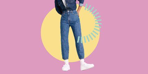 Con un paio di jeans Levi's addosso puoi andare davvero dappertutto, ma cosa succede se la moda lancia un nuovo modello  jeans donna diversi dai mom fit?