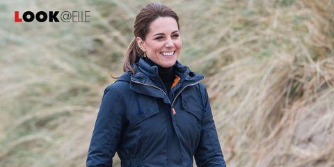 Jeans moda 2019: quelli skinny e neri di Kate Middleton sono tendenza Primavera Estate 2019