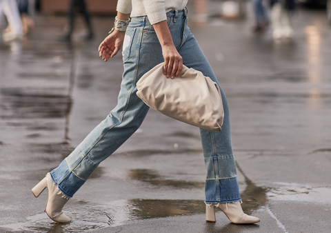 jeans moda tendenza Primavera Estate 2019