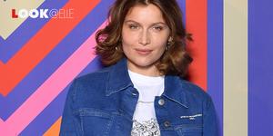 jeans skinny Primavera Estate 2019 Laetitia Casta