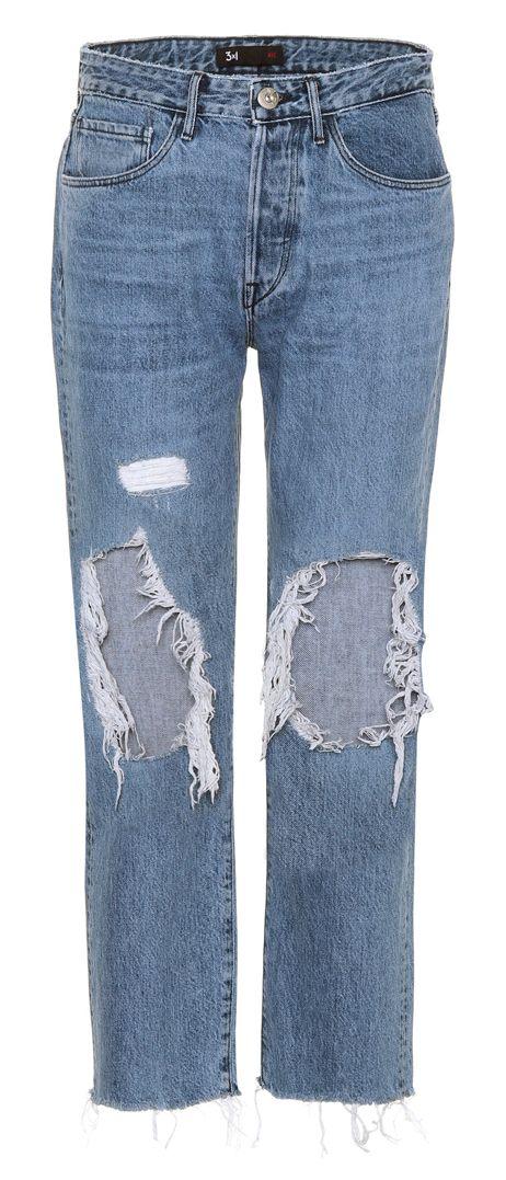 jeans strappati estate 2018 3per1