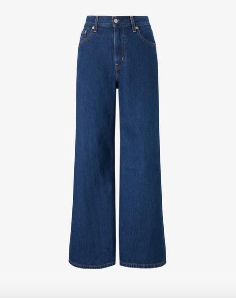 jeans zampa moda autunno inverno 2020 2021