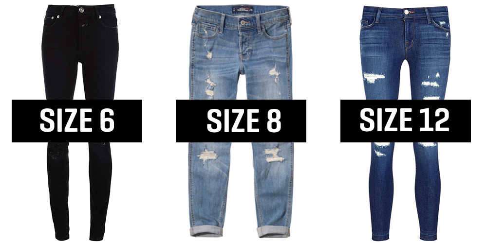 This Woman's Photos Prove Pants Sizes Are Bullsh*t