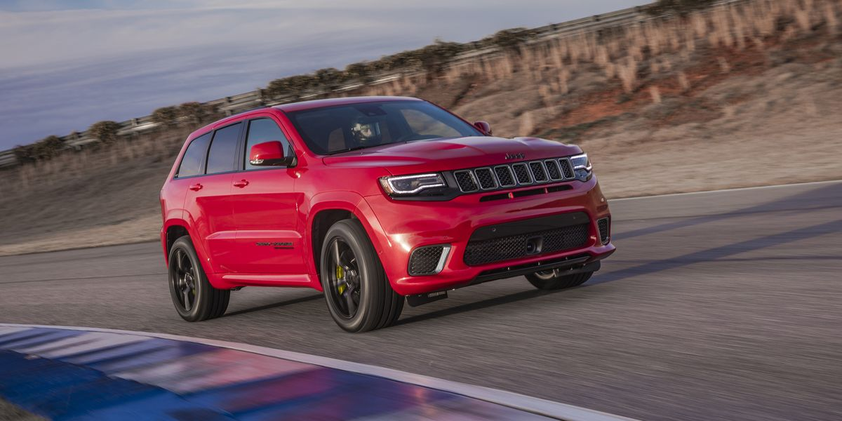 Six Things You Learn Driving The Hellcat Powered Jeep