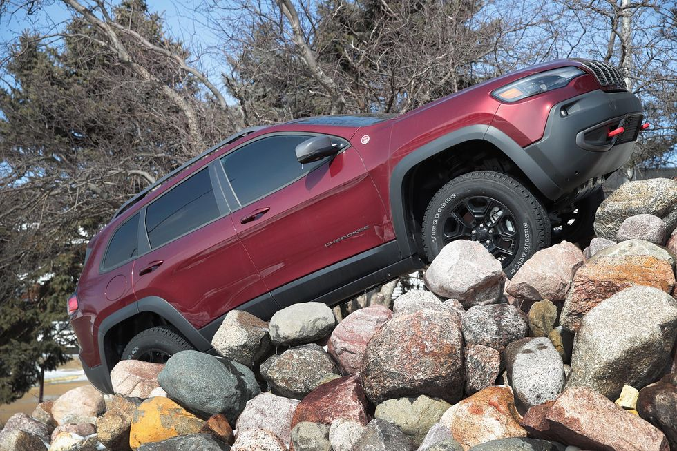 Insurance for Jeep Grand Cherokee: Everything You Need to Know