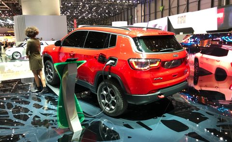 jeep compass and renegade plug in hybrids sf