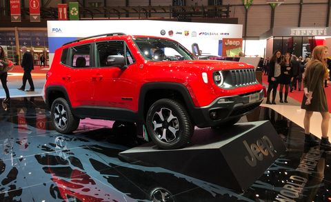 Land vehicle, Vehicle, Car, Jeep, Motor vehicle, Auto show, Sport utility vehicle, Automotive design, Compact sport utility vehicle, Automotive tire,