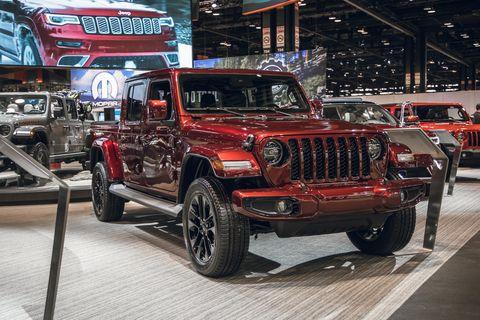 Land vehicle, Vehicle, Car, Auto show, Automotive tire, Jeep, Motor vehicle, Tire, Automotive design, Bumper,