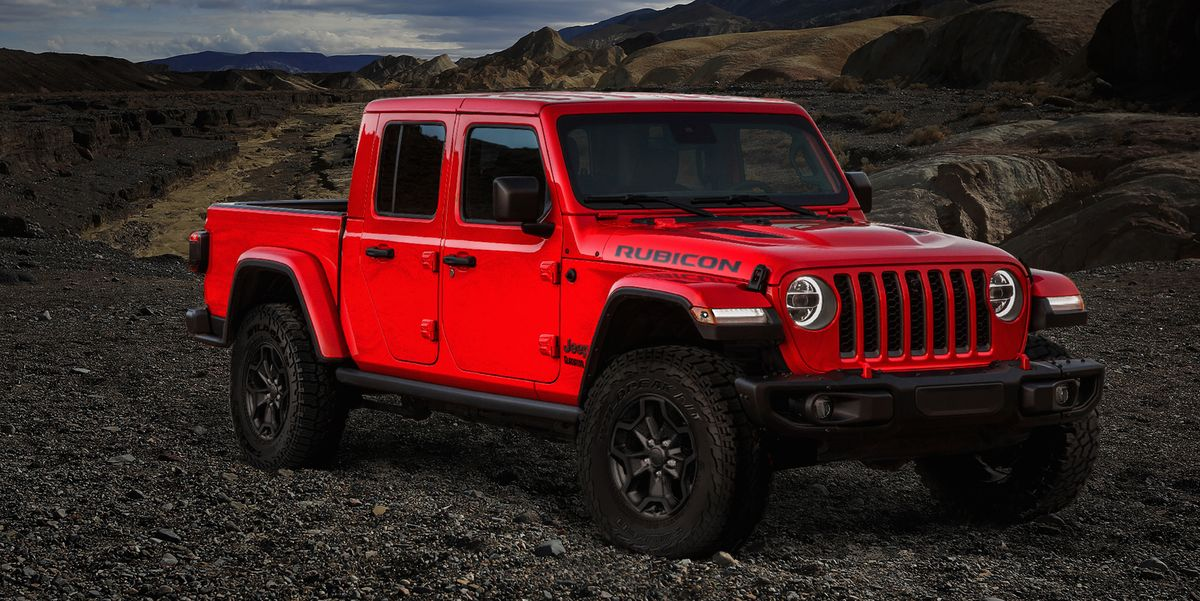 2020 Jeep Gladiator Launch Edition – Pre-Order Details ...