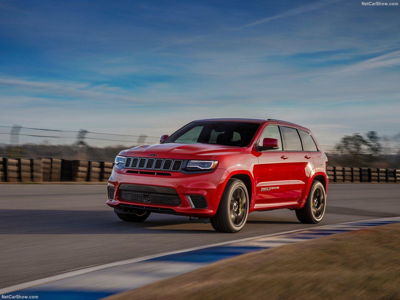 2021 Grand Cherokee Srt Hellcat New Review
