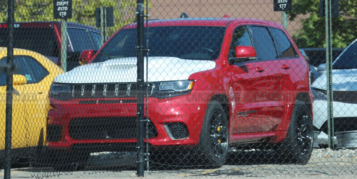 Jeep Red Eye Srt Hellcat Forum