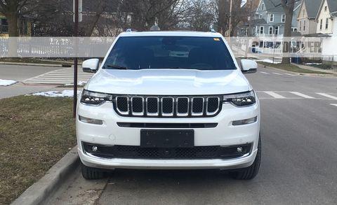 Land vehicle, Vehicle, Car, Grille, Motor vehicle, Sport utility vehicle, Hood, Compact sport utility vehicle, Jeep, Bumper,