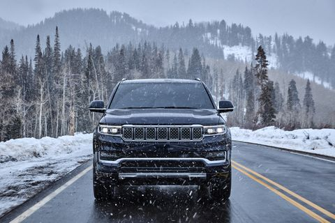 jeep grand wagoneer 2022 model year on sale summer 2021